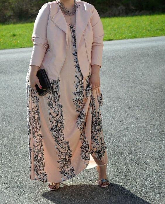 Фасоны платьев, в которых полноватая женщина 50+ будет выглядеть красоткой, а не стареющей теткой