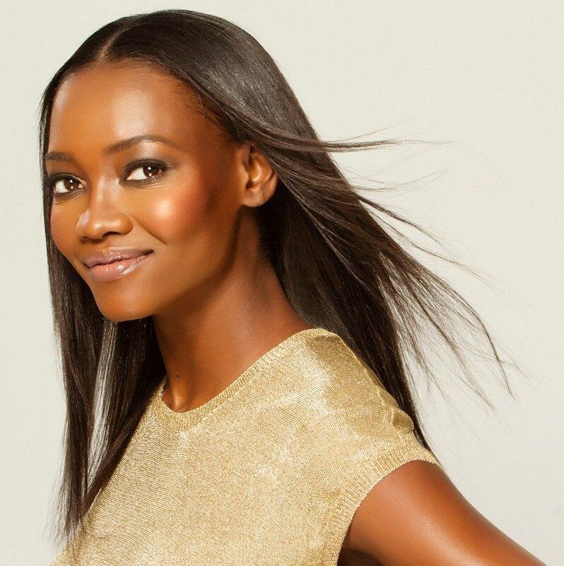 5 красивых африканских моделей, которые покорили меня своей непохожестью на типичных костлявых манекенщиц (часть 1)