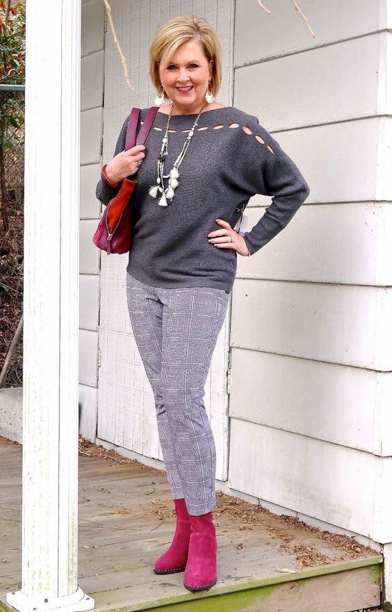 Что носить женщине после 50 этой весной, чтобы было стильно и бюджетно
