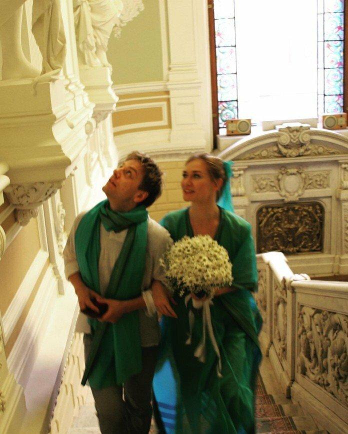 Мария Машкова и Александр Слободяник. Фото Яндекс картинки.