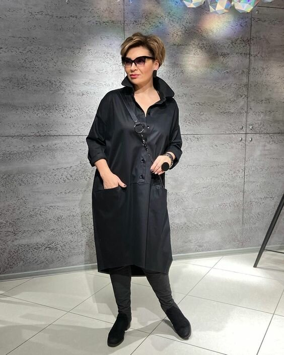 Современные платья для женщин зрелого возраста со стройнящим эффектом