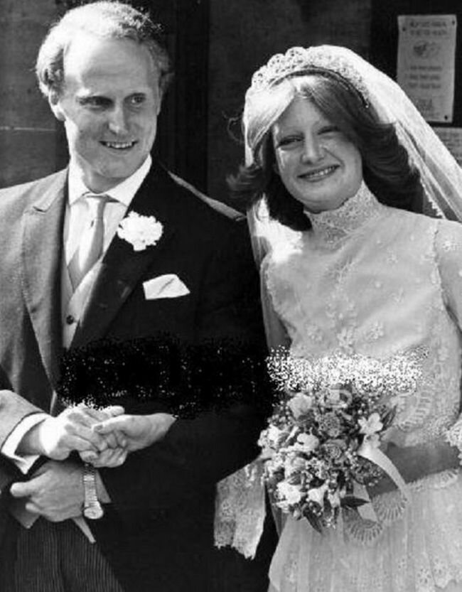 Свадьба Нила Маккоркодейла и Сары Спенсер. (Фото: GLOBAL LOOK PRESS)