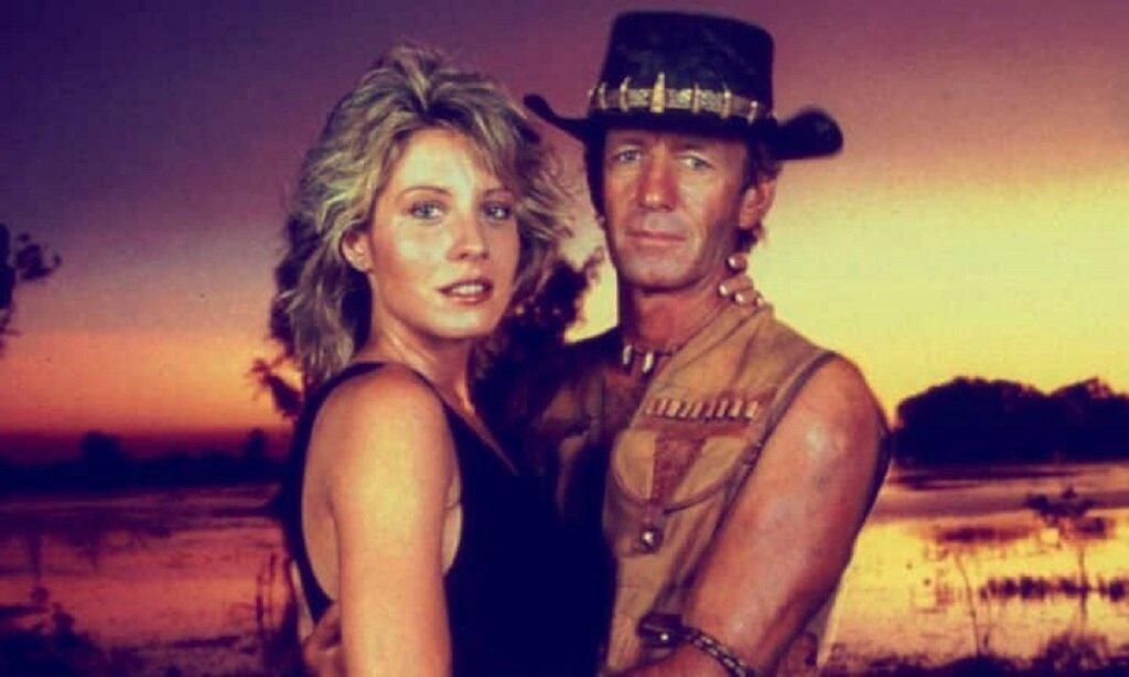 Как выглядит очаровательная блондинка из саги о «Крокодиле» Данди через 34 года