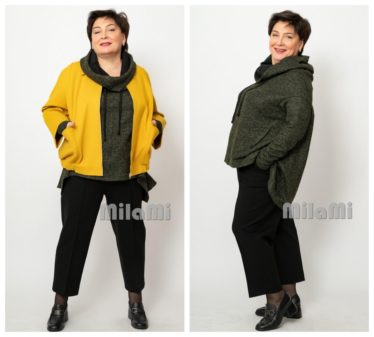 Фото 1, 2 - Мила Михайлова - автор одежды