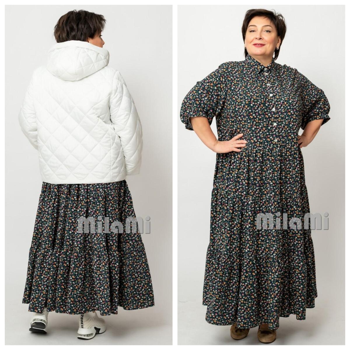 Фото 5 - изумительное платье из микроштапеля.