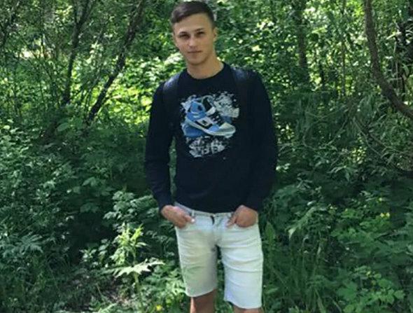 Бронислав - сын Николая Баскова и Светланы Шпигель, фото из открытого источника