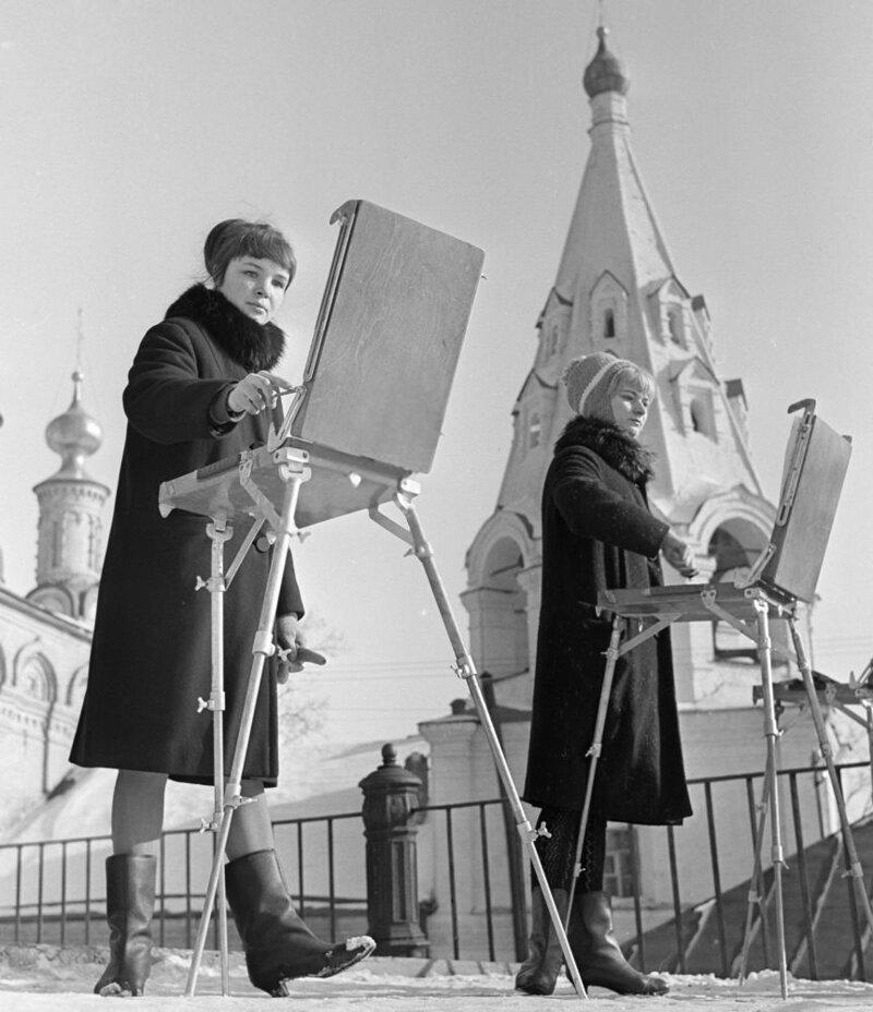 Наряды советских модниц, которые я бы с удовольствием носила и в 2021
