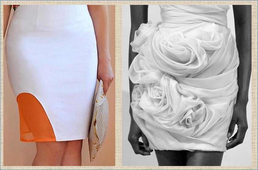 А давайте перешьем свои юбки к лету? - 80 впечатляющих примеров в фотографиях