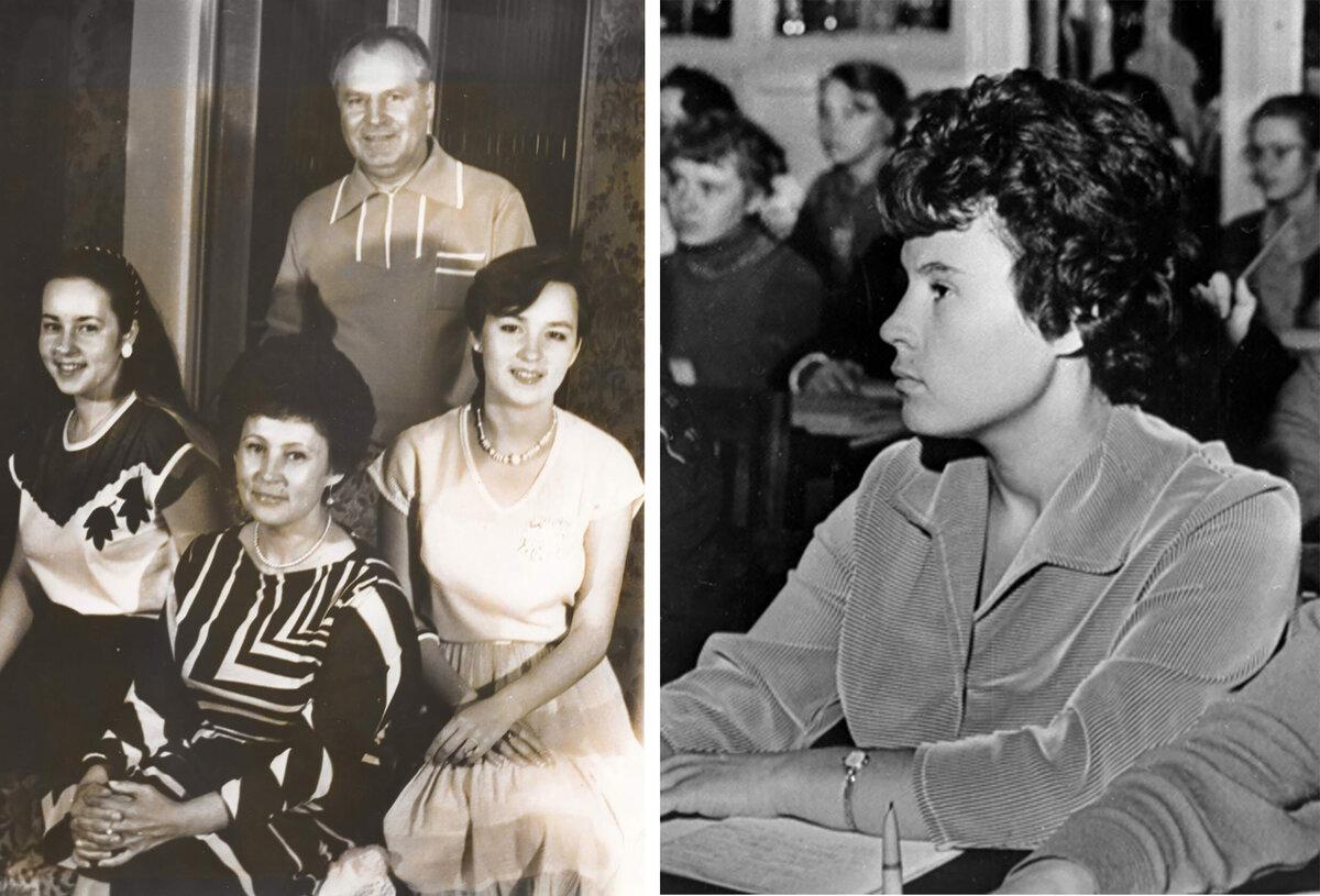 Элегантность и нежность жемчуга: стиль «звездной» жены второго космонавта планеты, Тамары Титовой