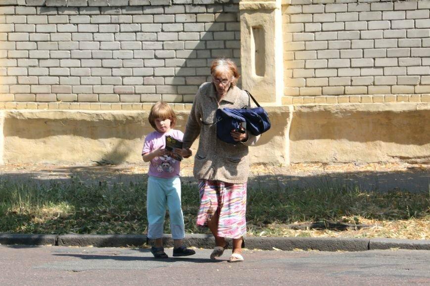 Фото из сети. Анна-Мария со своей мамой